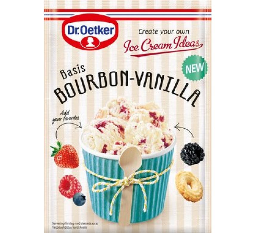 Basis Bourbon-Vanilla ismix, Dr. Oetker