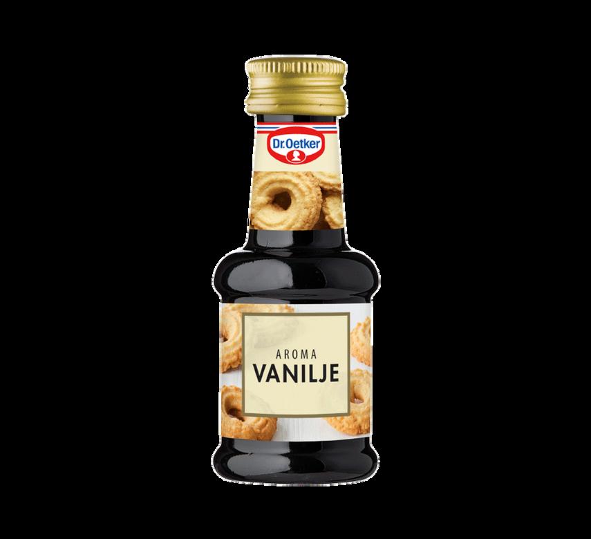 Vaniljearoma, Dr. Oetker*
