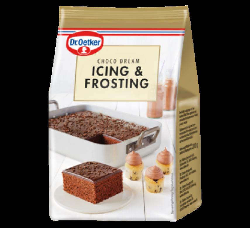 Icing & Frosting, Choco Dream. Dr. Oetker.