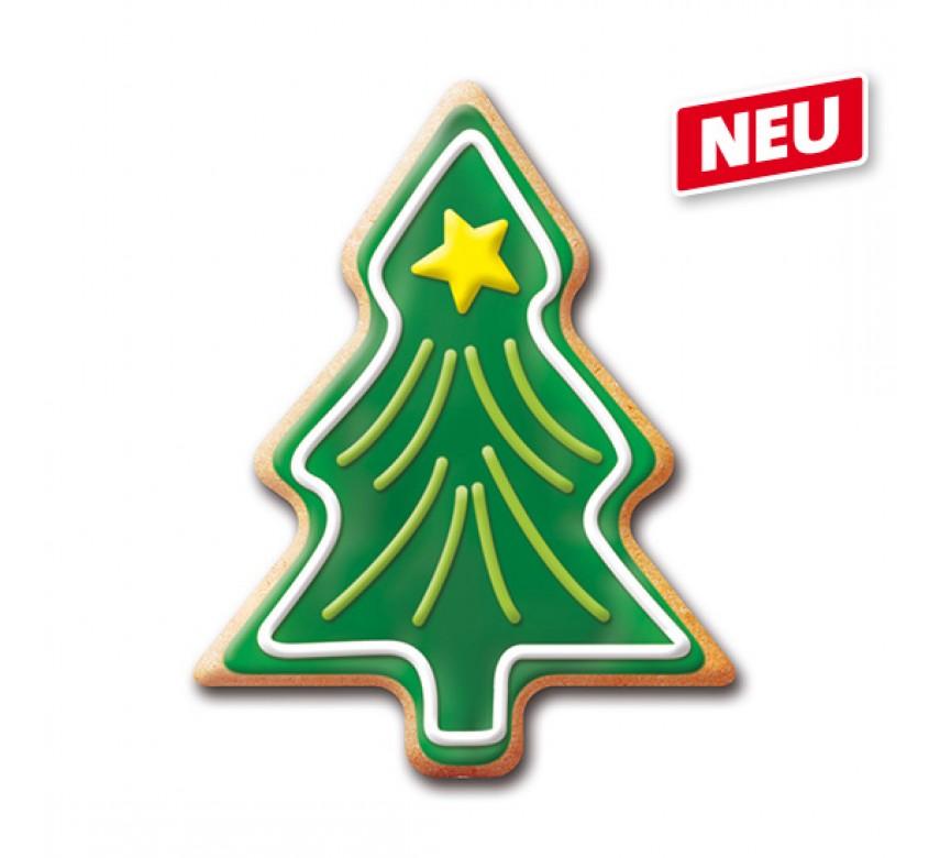 Udstiksforme med juletræer i 3 størrelser, Dr. Oetker-0