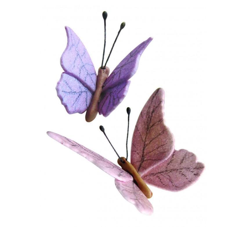 Butterflies - Set of 2