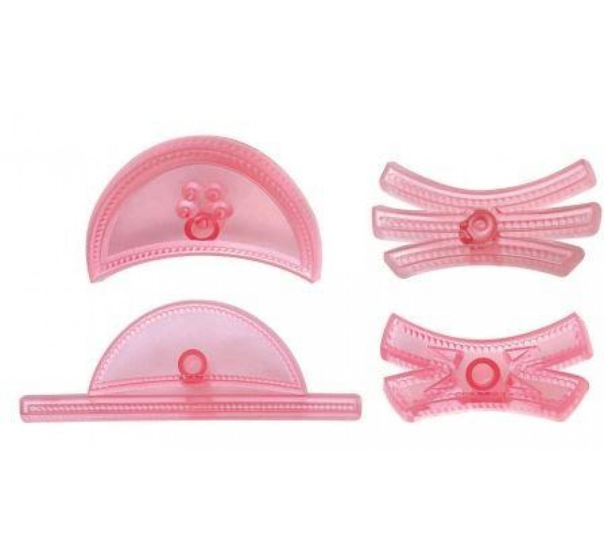 Shoe Tops To Fit Ladys Shoe Set of 4-00