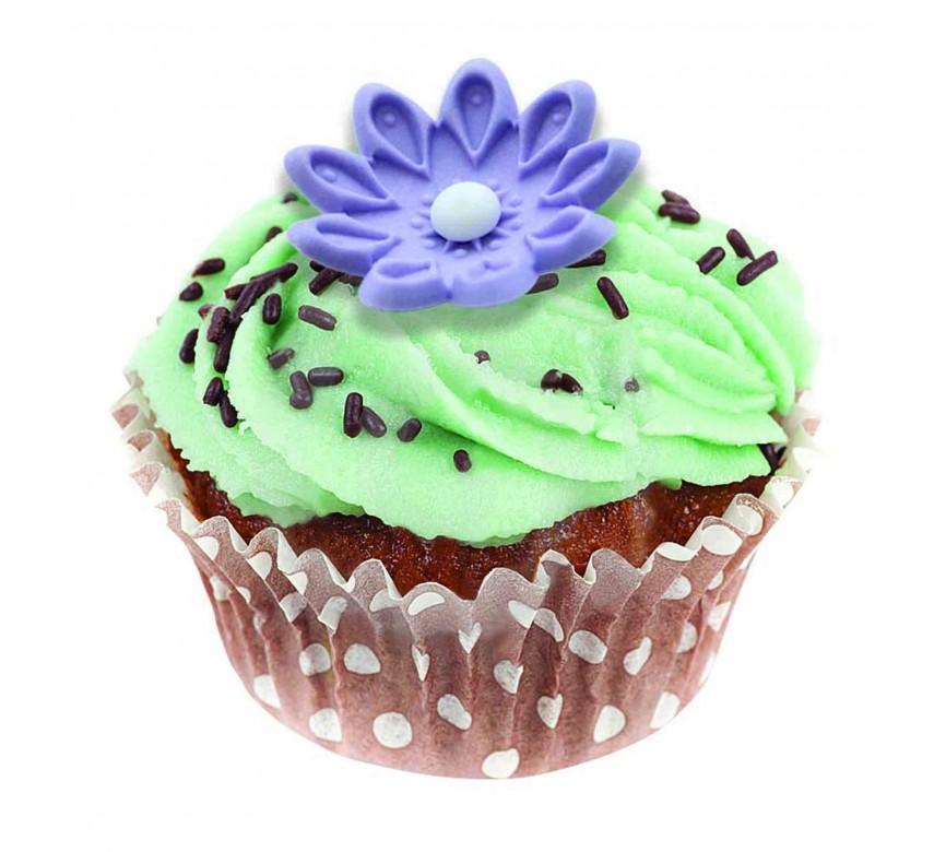 Fantasy Cupcake Tops #2 Set of 4-0