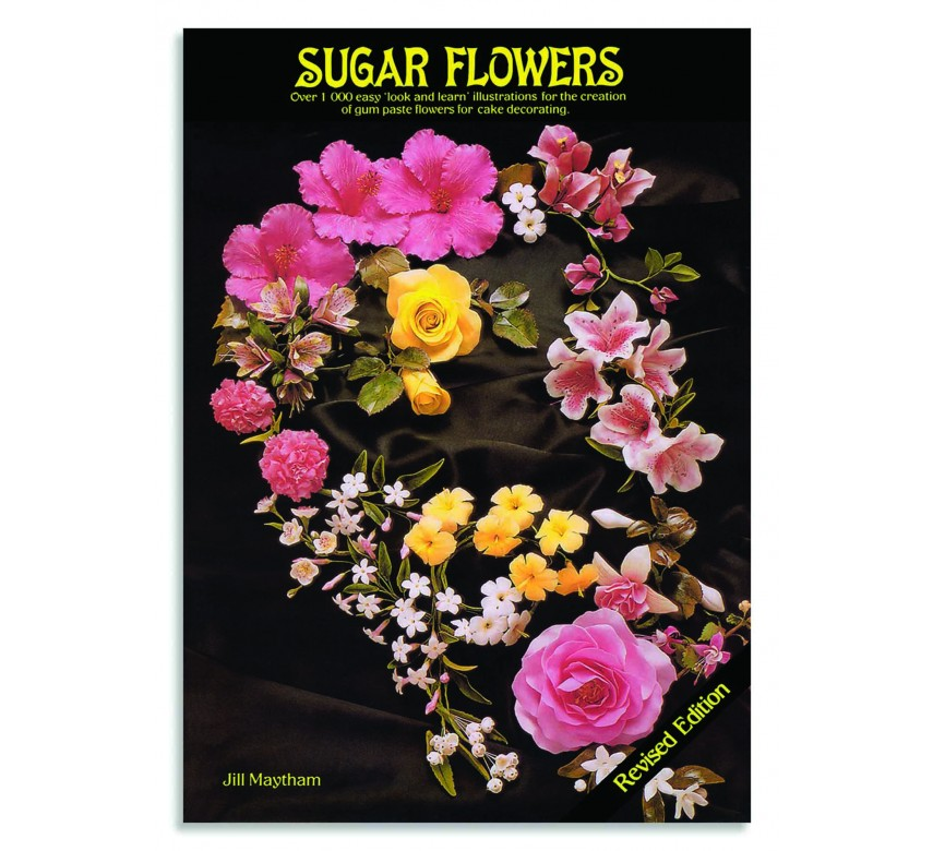 Sugar Flowers by Jill Maytham
