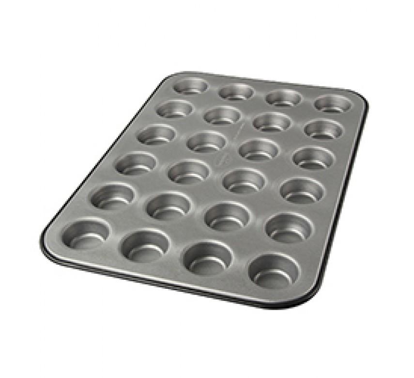 Mini-muffinform, 24 stk, Dr. Oetker