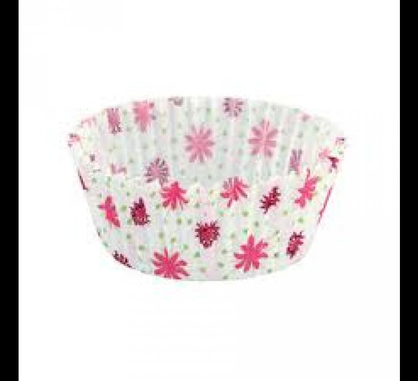 Muffinsforme med blomster, 50 stk, Dr. Oetker