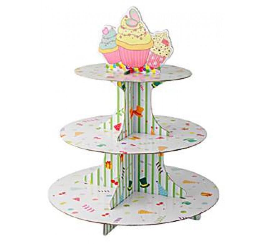 Kageopsats 3 lag til muffins og cupcakes