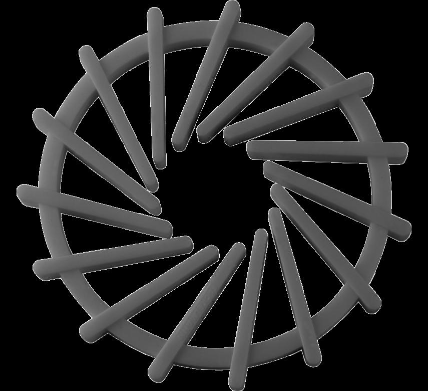 Variabel bordskåner, grå