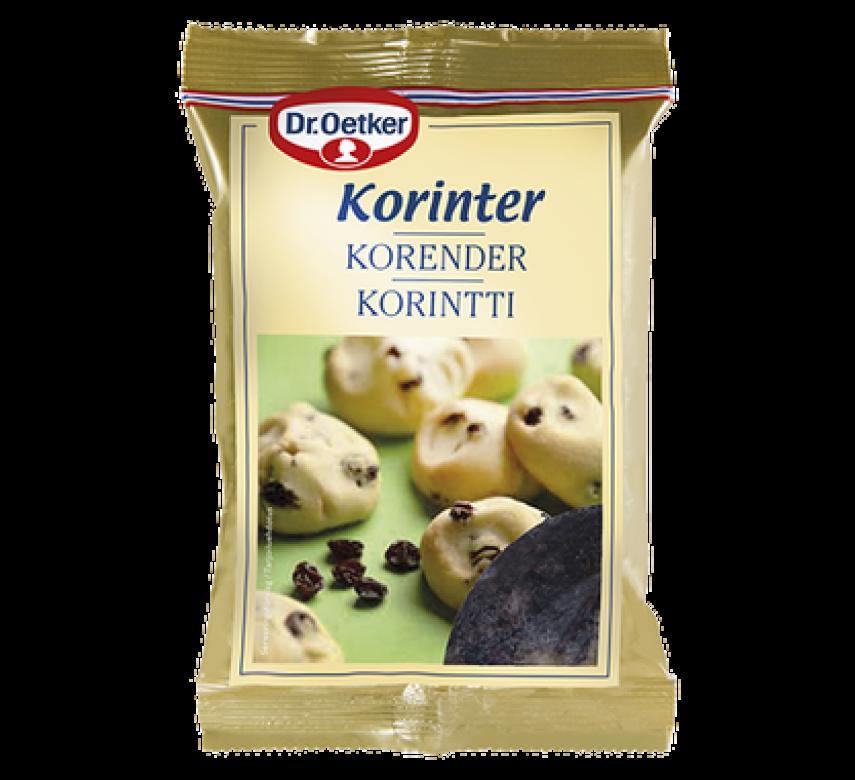 Korender, Dr. Oetker