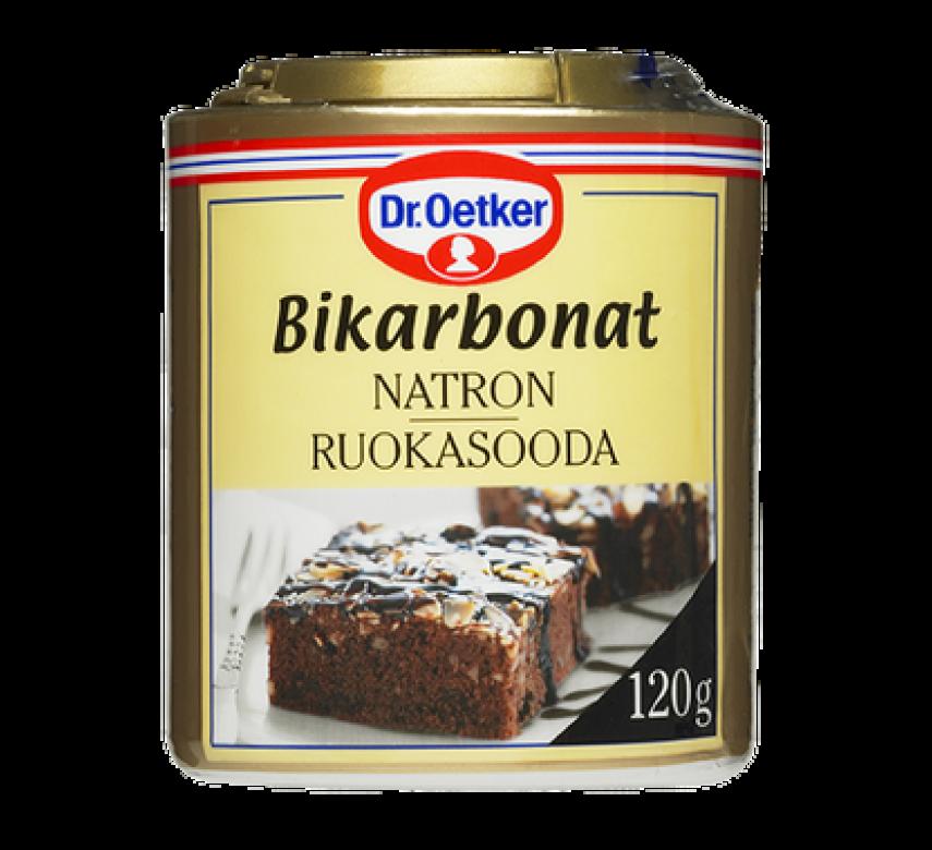 Dr. Oetker Natron, 120 g