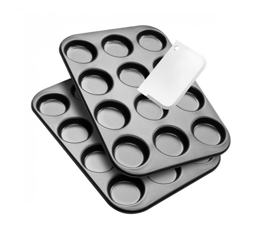 Macaronsbageplade12hullerZenker-0
