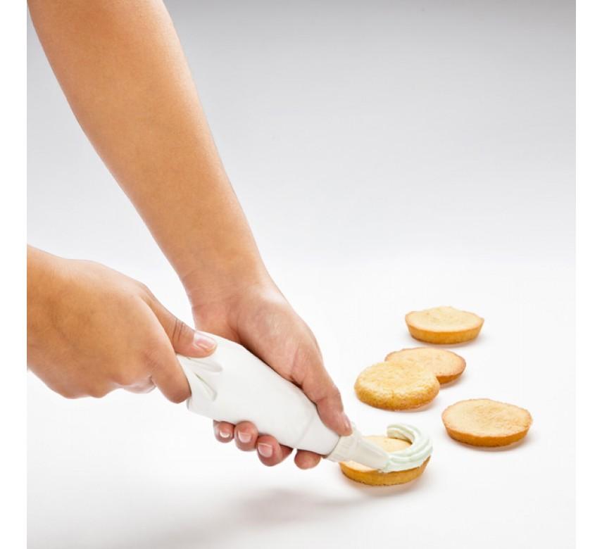 Macarons bageplade. 12 huller, Zenker-0