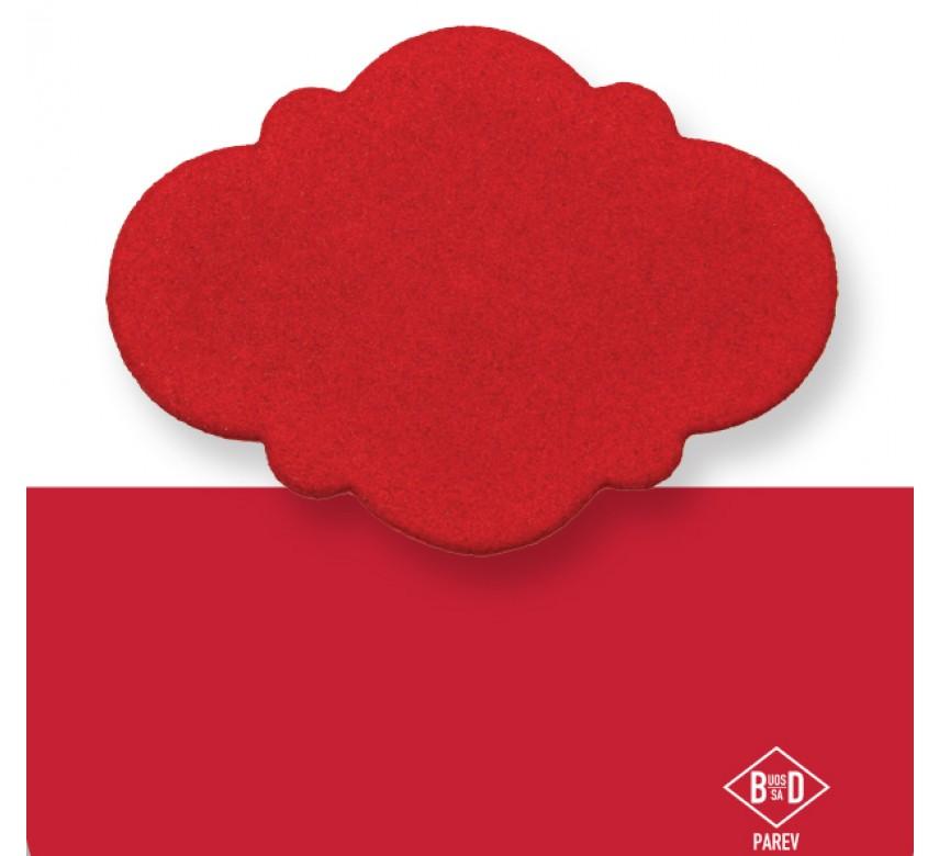 Gum Paste - Rød