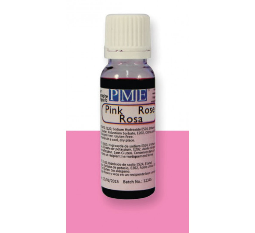 Airbrush farve - Pink