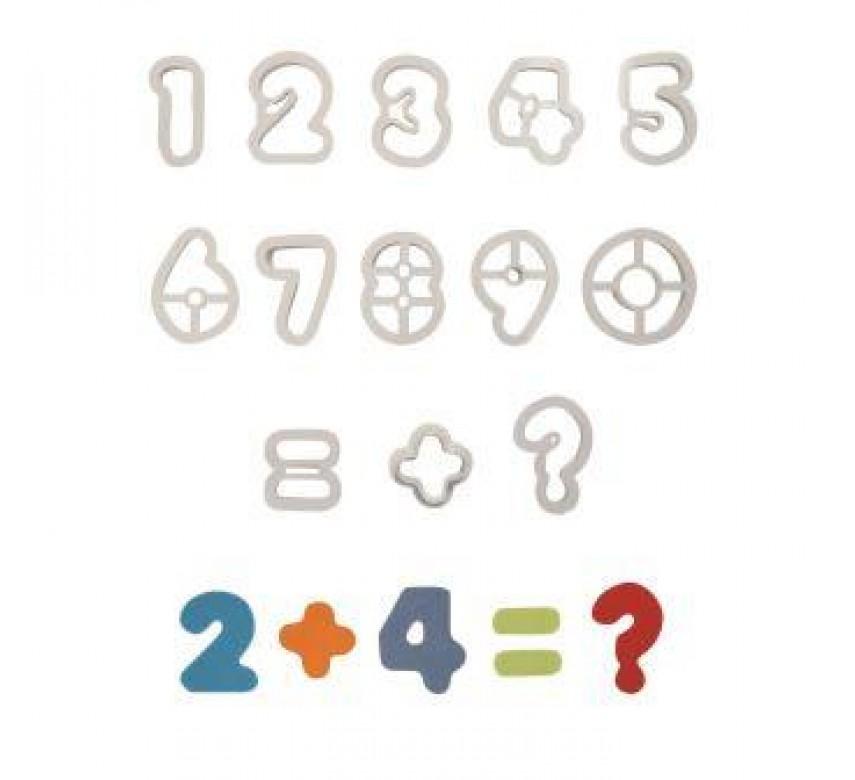 PME Numbers Set/13