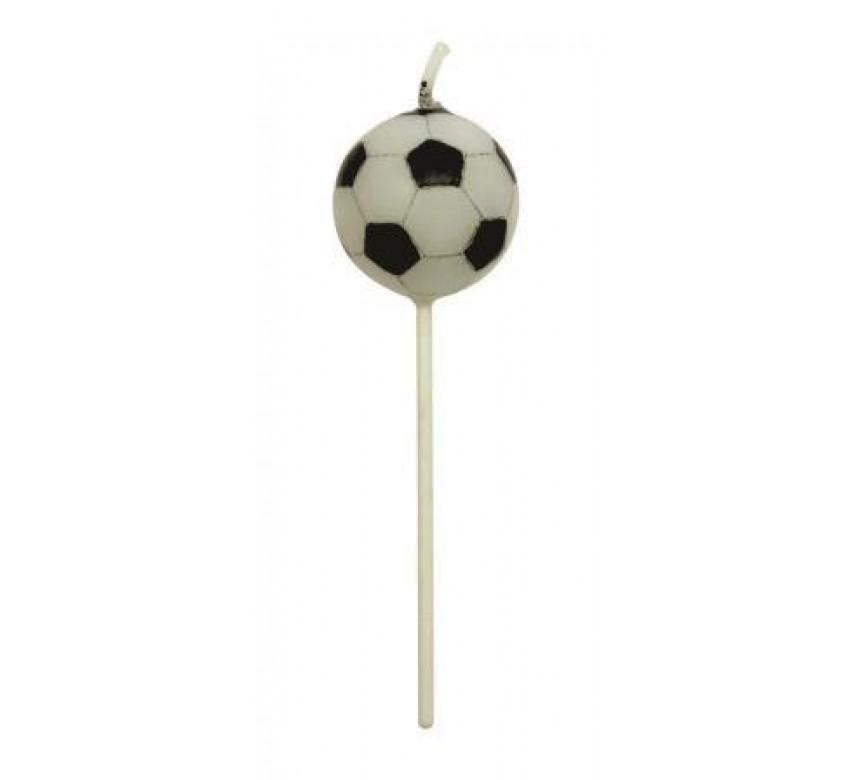 Kagelys, fodbold, 4 stk.