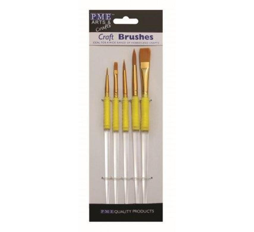 PME Craft Brushes Set/5