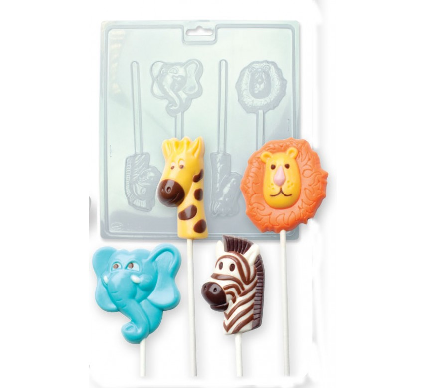 PME Candy Mould - Animal Fun