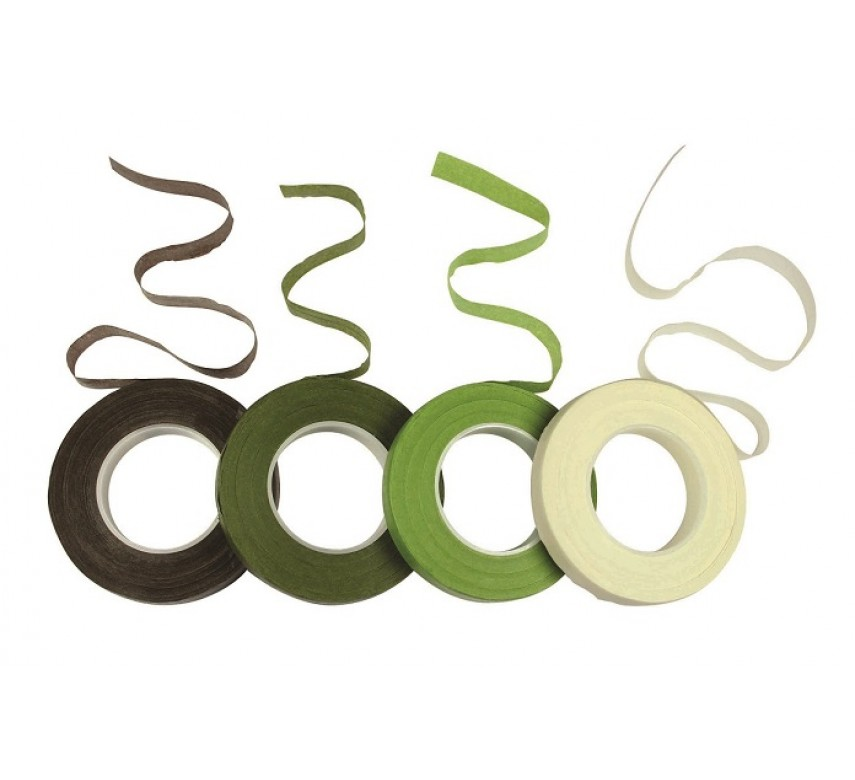 PME Florist Tape - Light Green (27.4m)