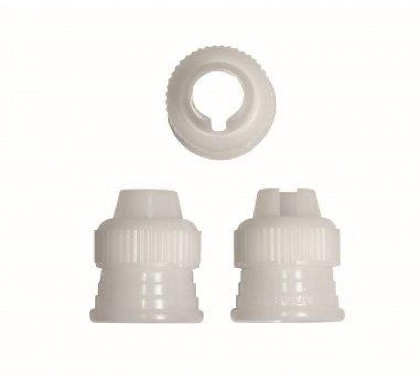 PME Icing Bag Adaptors Set/3