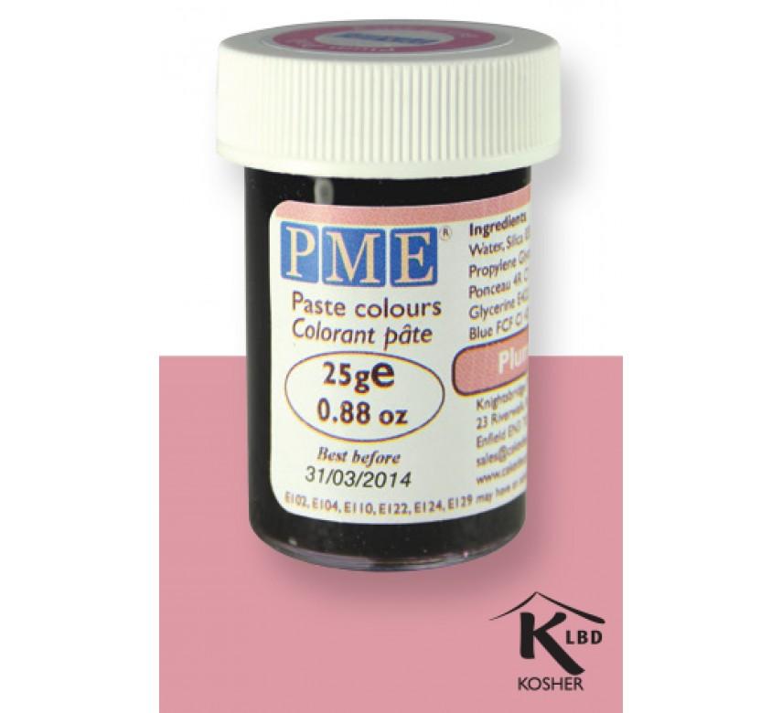 Pasta farver - Plum Pink