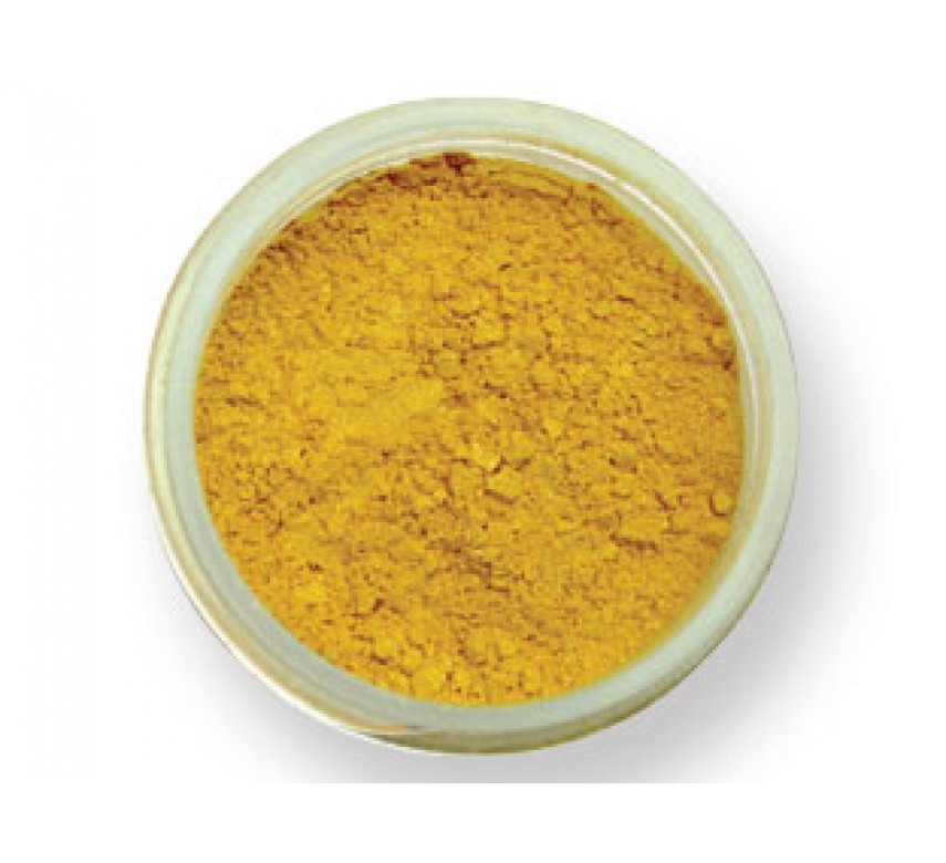 Pulverfarve - Mellow Yellow