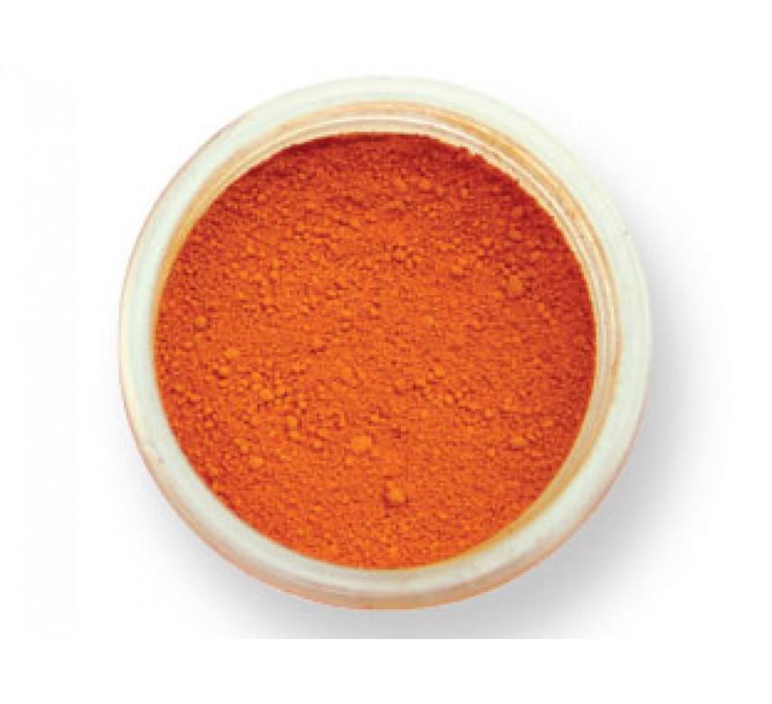 Pulverfave - Sunset Orange