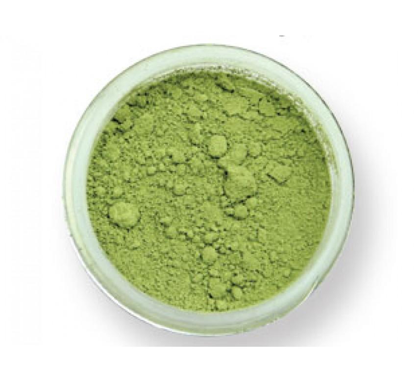 Pulverfarve - Olive Green