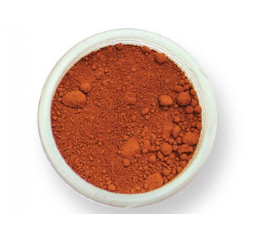 Pulverfarve - Chocolate Brown.