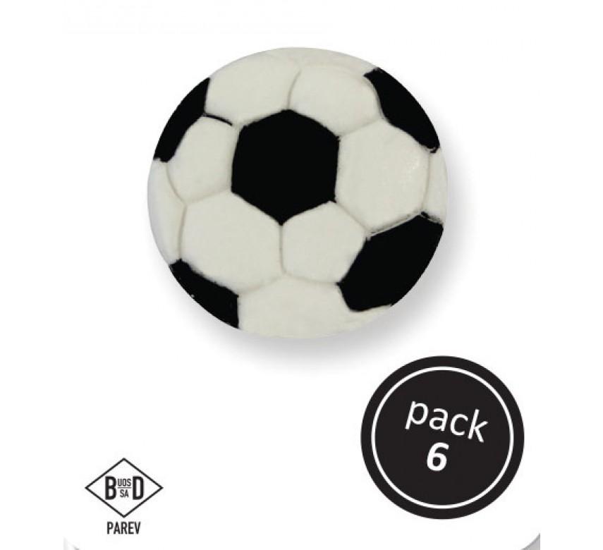 Football (6/Pk)