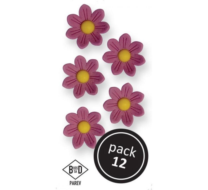 Lilac Daisies (12/Pk)