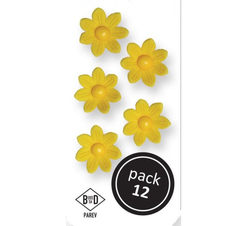 Yellow Daisies (12/Pk)