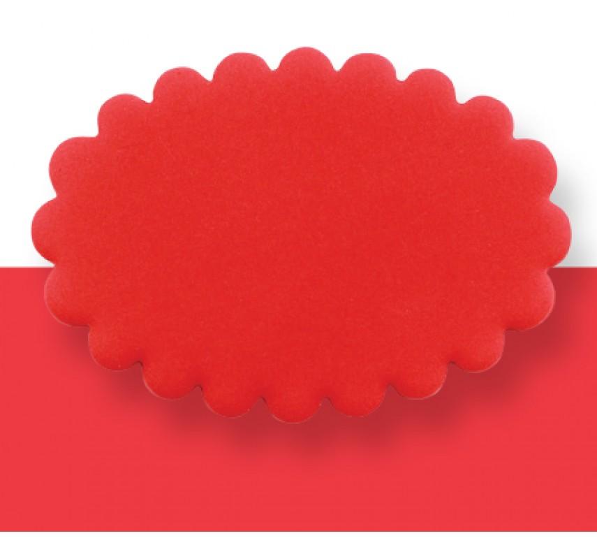 Fondant - Berry Red