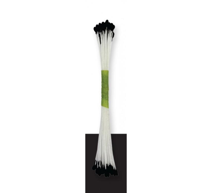 Plain Stamen Medium - Black