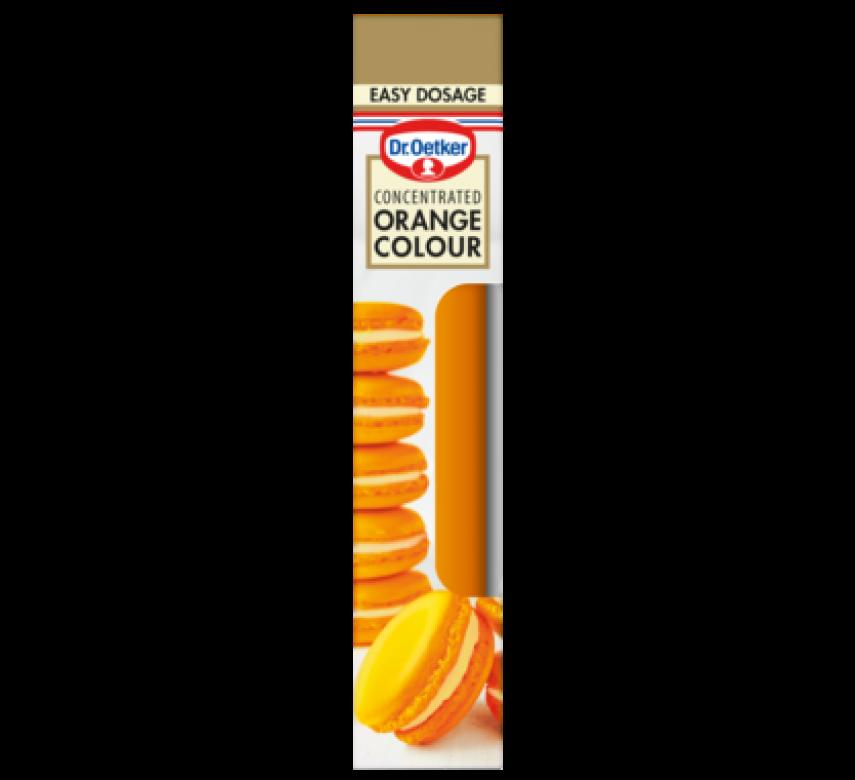 Orange Colour, Concentrated, Dr. Oetker