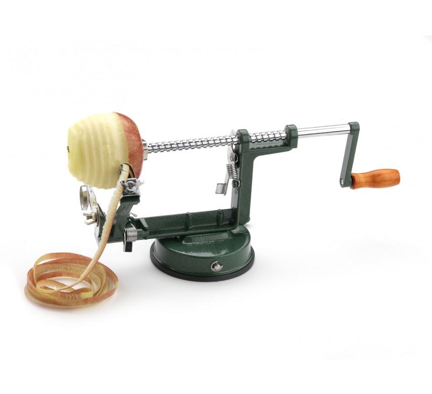 Æble skrællemaskine, grøn