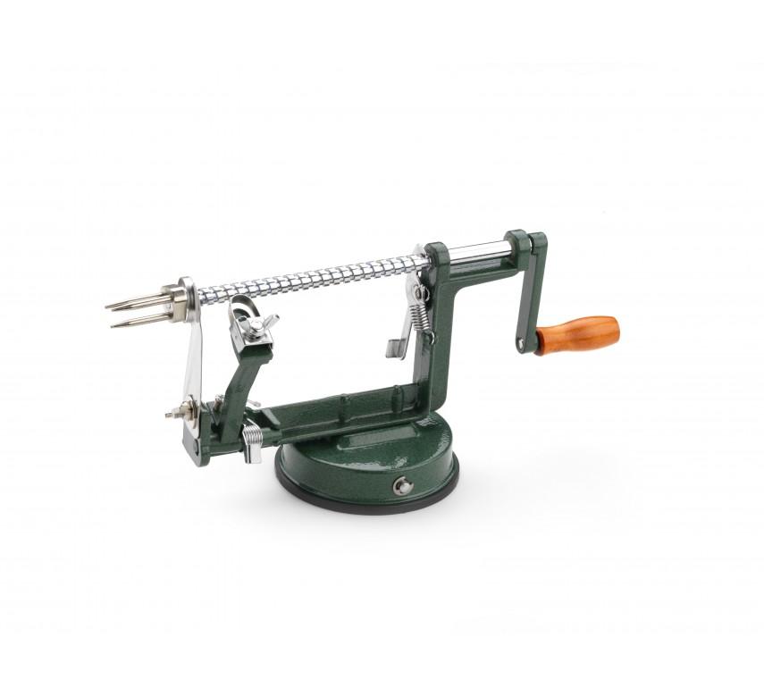 Æble skrællemaskine, grøn-0