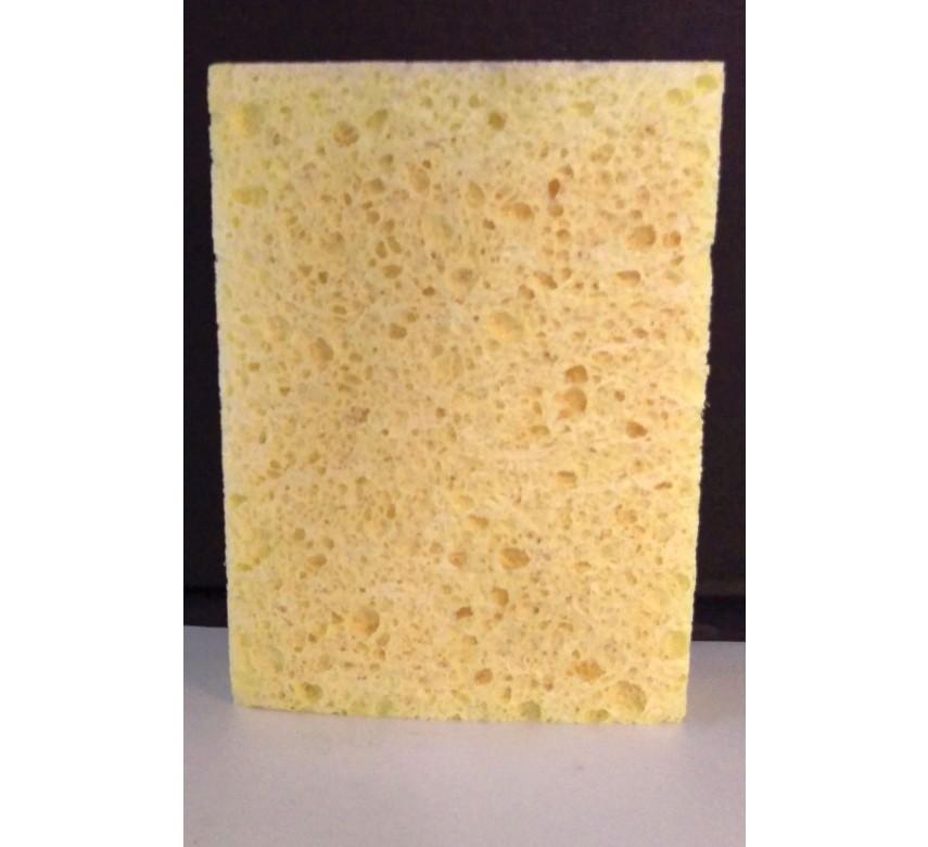 Svamp, cellulose 14 x 10 x 3,5 cm