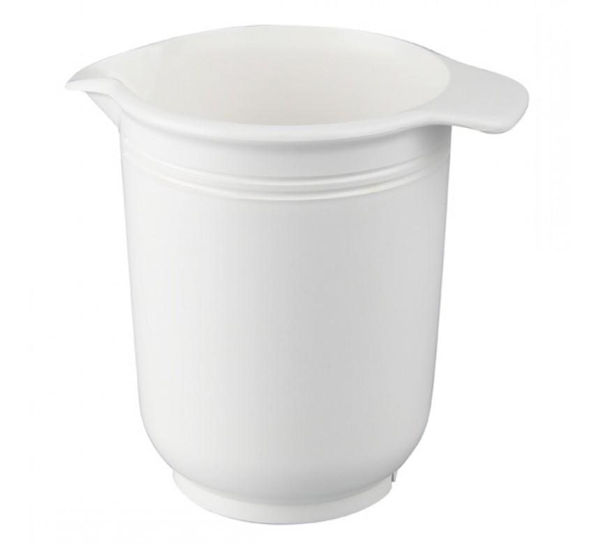 Røreskål i plast, 1 liter, Dr. Oetker