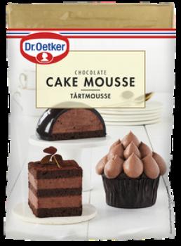 Kagemousse med chokoladesmag, Dr. Oetker.-20