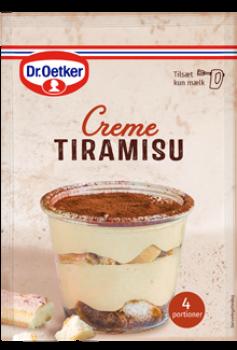 Tiramisu Creme, Dr. Oetker