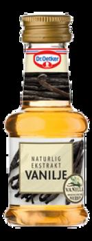 Vaniljeekstrakt, naturlig, Dr. Oetker*-20