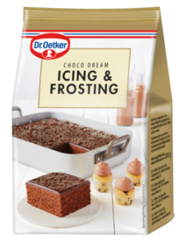 Icing & Frosting, Choco Dream. Dr. Oetker.