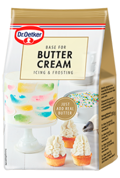 Butter Cream, Dr. Oetker