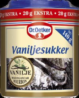 Vaniljesukker, Dr. Oetker-20