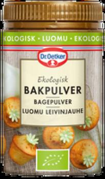 Bagepulver, Økologisk, Dr. Oetker-20