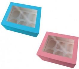 Muffin og cupcakebox, 2 stk., Dr. Oetker-20