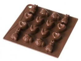 Chokoladeform 16 stk, Dr. Oetker-20