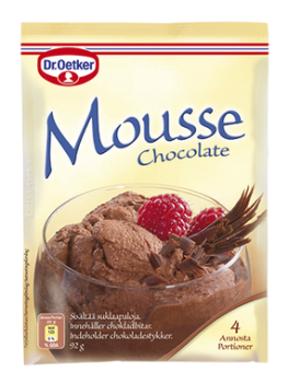 Mousse Chocolate, Dr. Oetker-20