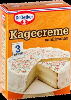 Kagecreme med vaniljesmag, Dr. Oetker-20